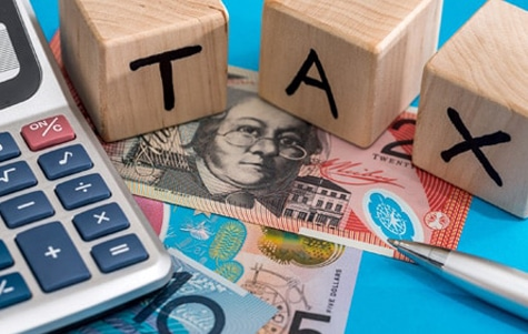 Tax on compensation received for inappropriate advice