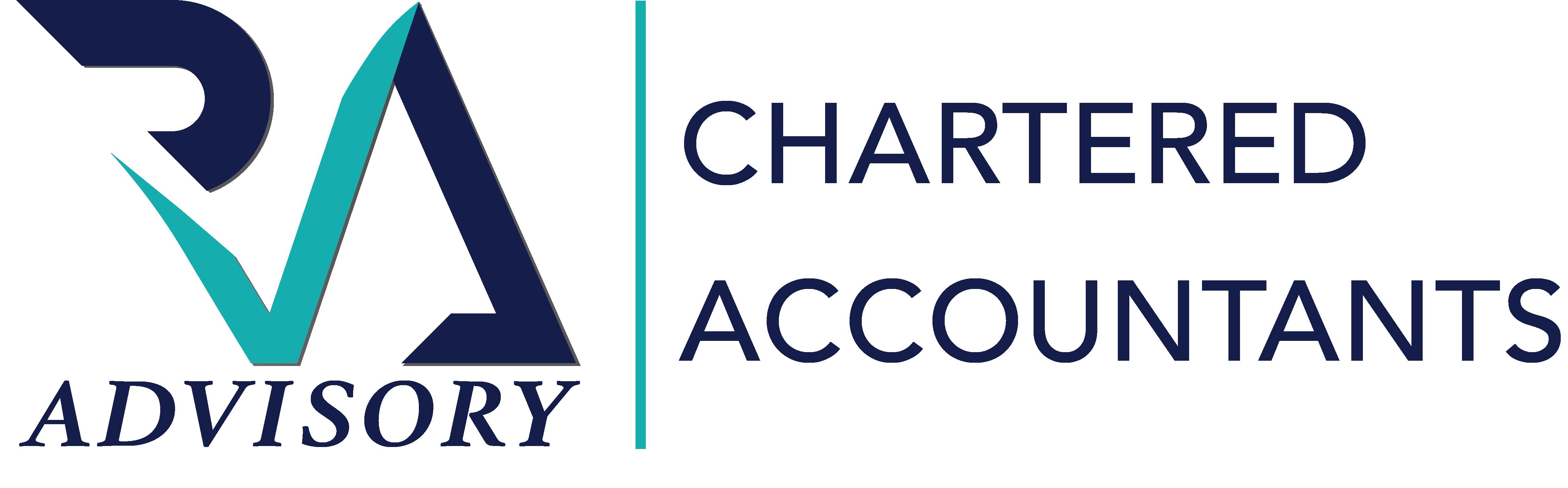 RA Advisory Business Accountants Logo